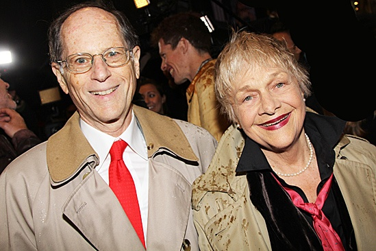 The Best Man – Opening Night – Peter Zimroth – Estelle Parsons