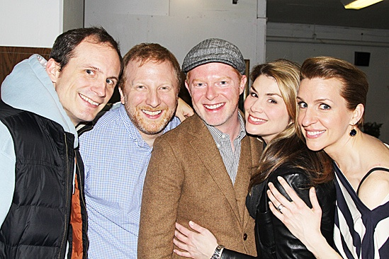 Jesse Tyler Ferguson at Now. Here. This. – Jesse Tyler Ferguson – Jeff Bowen – Hunter Bell – Heidi Blickenstaff – Susan Blackwell