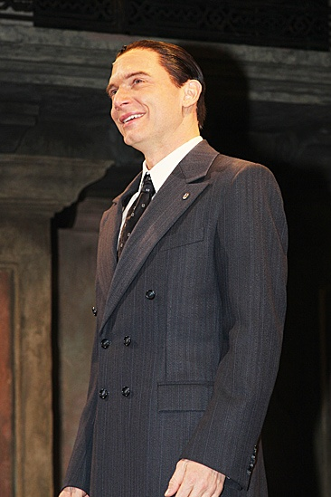 Evita  Opening  Michael Cerveris