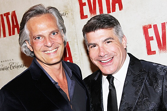 Evita  Opening  Tom Cianfichi - Bryan Batt
