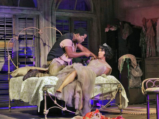 Show Photos - A Streetcar Named Desire - Blair Underwood - Nicole Ari Parker