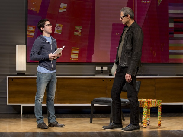 Show Photos - Seminar - Justin Long - Jeff Goldblum