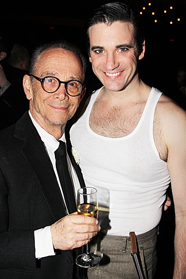 Anything Goes - Joel Grey Sleep No More Birthday – Joel Grey – Colin Donnell