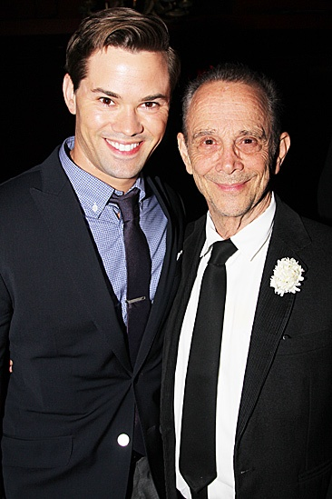 Anything Goes - Joel Grey Sleep No More Birthday – Andrew Rannells – Joel Grey