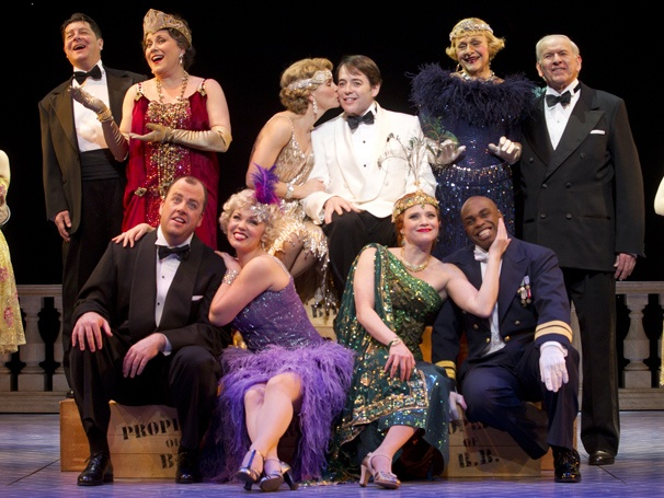 Show Photos - Nice Work If You Can Get It - Kelli O'Hara - Matthew Broderick - cast
