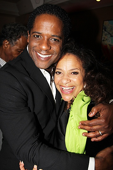 A Streetcar Named Desire opening night  Blair Underwood  Debbie Allen 