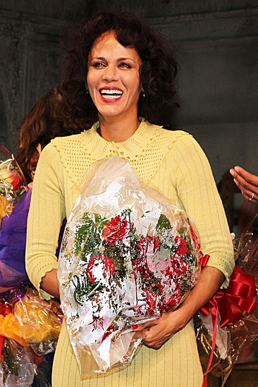 A Streetcar Named Desire opening night – Nicole Ari Parker