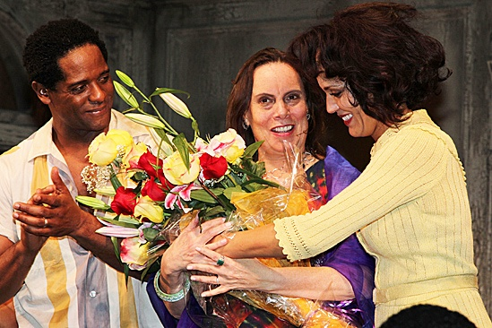 A Streetcar Named Desire opening night – Blair Underwood – Emily Mann – Nicole Ari Parker