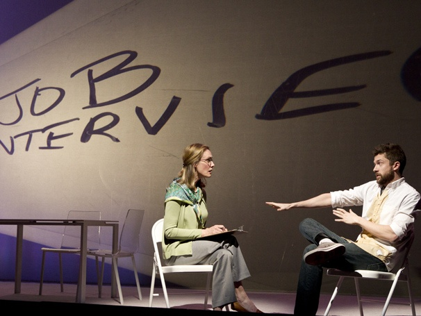 Show Photos - Lonely, I&#39;m Not - Lisa Emery - Topher Grace