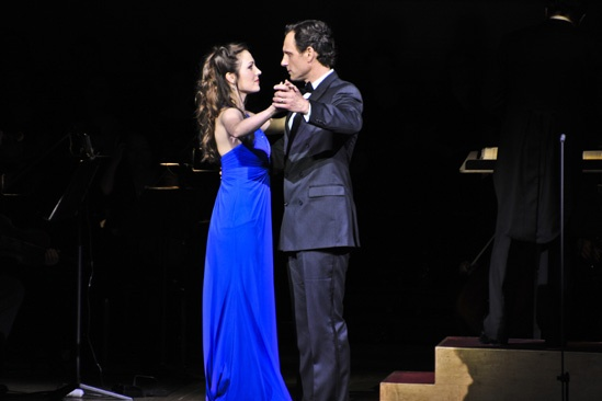 Sound of Music at Carnegie Hall  Laura Osnes  Tony Goldwyn