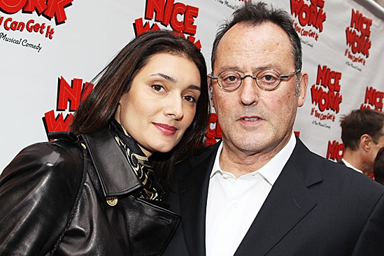 Nice Work If You Can Get It  Opening Night  Zofia Borucka  Jean Reno