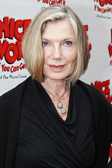 Nice Work If You Can Get It  Opening Night  Susan Sullivan