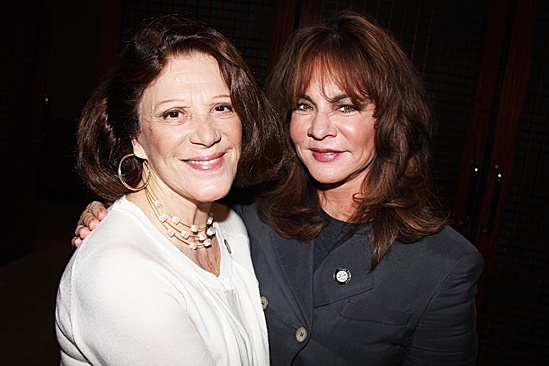 2012 Tony Brunch – Linda Lavin – Stockard Channing