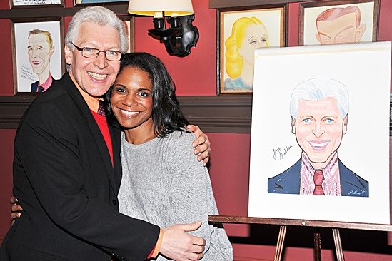Sardis Portrait  Tony Sheldon- Audra McDonald