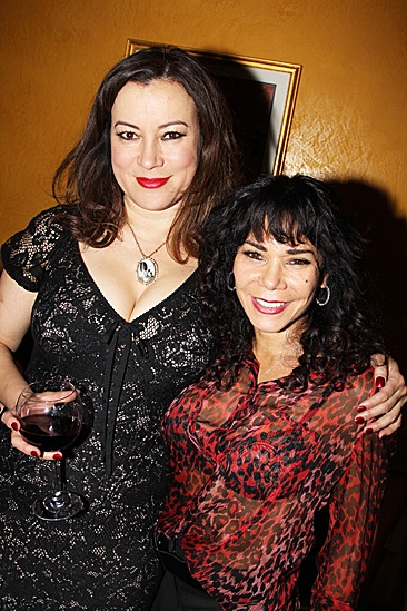 2012 New Group Benefit – Women Behind Bars Reading – Jennifer Tilly – Daphne Rubin-Vega