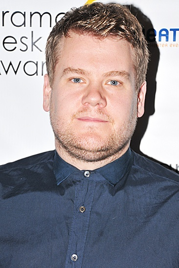 Drama Desk Reception – James Corden