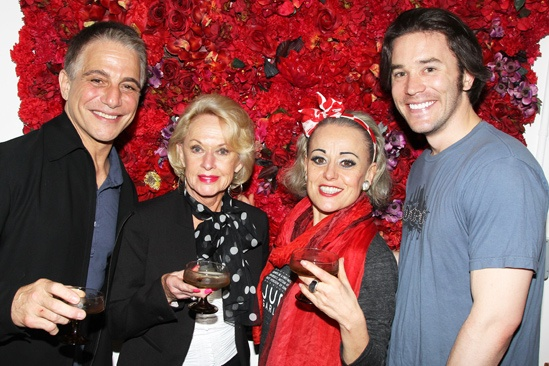 End of the Rainbow – Tony Danza- Tippi Hedren – Tracie Bennett- Tom Pelphrey