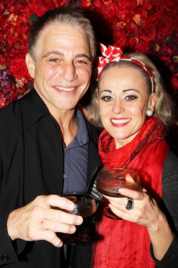 End of the Rainbow  Tony Danza- Tracie Bennett