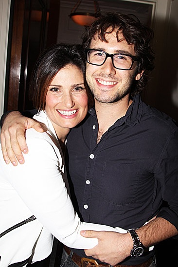 A Broader Way – Event with Idina Menzel – Idina Menzel – Josh Groban