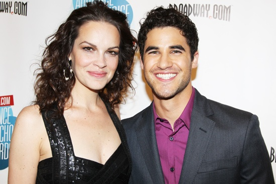 Audience Choice Awards- Tammy Blanchard- Darren Criss