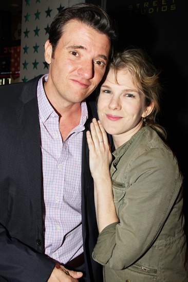 Cock Opening  Jason Butler Harner  Lily Rabe