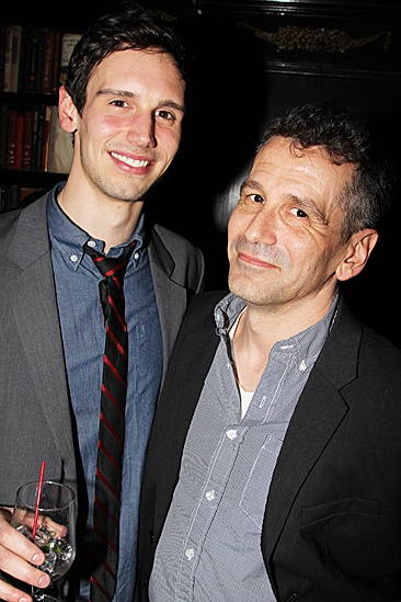 Cock Opening – Cory Michael Smith – David Cromer