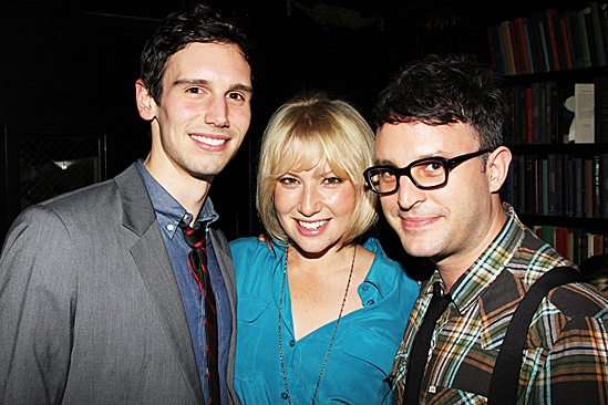  Cock Opening  Cory Michael Smith- Ari Graynor- Trip Cullman  