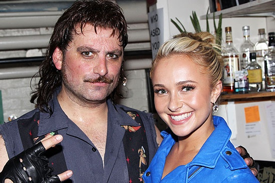 Rock of Ages – Tim Tebow Visit – Genson Blimline – Hayden Panettiere
