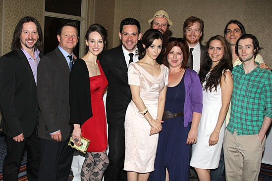 Drama League Awards 2012 – Bonus Photos – Once cast