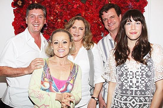 End of the Rainbow- Robin Cousins- Tracie Bennett- Kathleen Turner- Michael Cumpsty- Liv Tyler