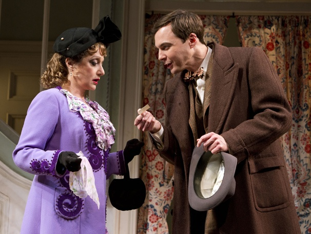 Show Photos - Harvey - Carol Kane - Jim Parsons