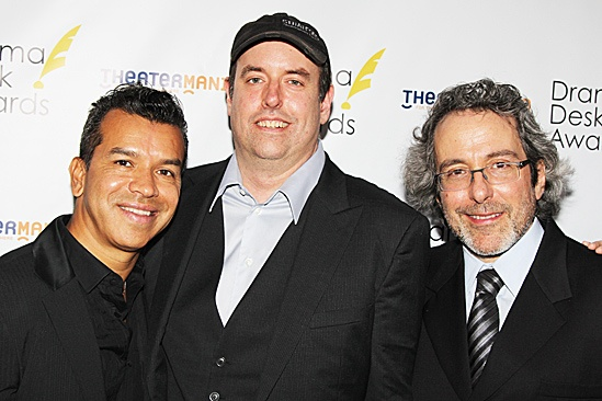 Drama Desk Awards 2012 – Sergio Trujillo – Christopher Ashley -Warren Leight