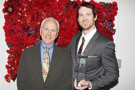 Theatre World Awards- John Rubinstein- Russell Harvard