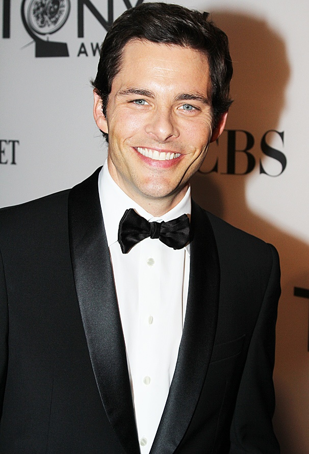 Tony Awards 2012  Hot Guys  James Marsden