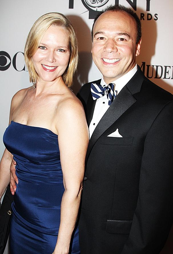 2012 Tony Award Best Pairs- Rebecca Luker- Danny Burstein