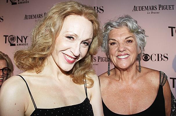2012 Tony Award Best Pairs- Jan Maxwell- Tyne Daly