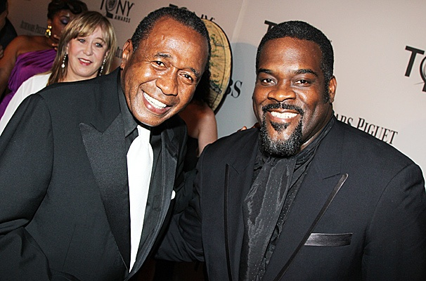 2012 Tony Award Best Pairs- Ben Vereen- Phillip Boykin