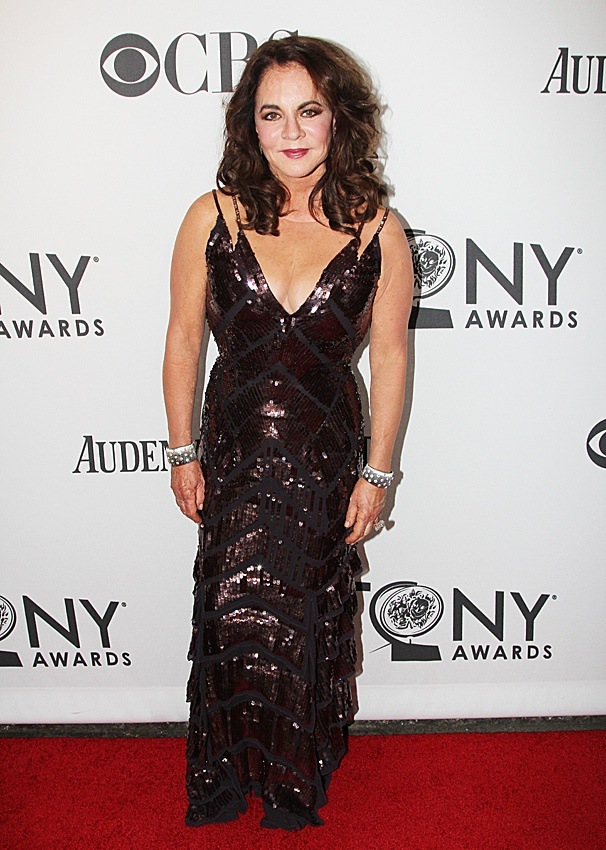 2012 Tony Legends  Stockard Channing