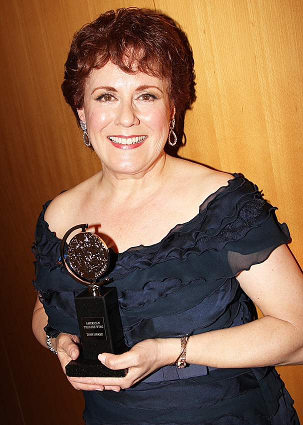 2012 Tony Awards Winners Circle  Judy Kaye