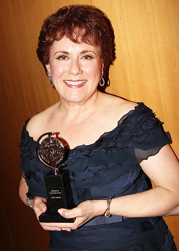 2012 Tony Awards Winner's Circle – Judy Kaye