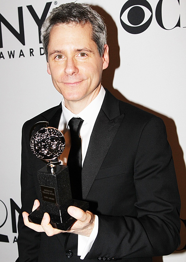 2012 Tony Awards Winner's Circle – Bruce Norris