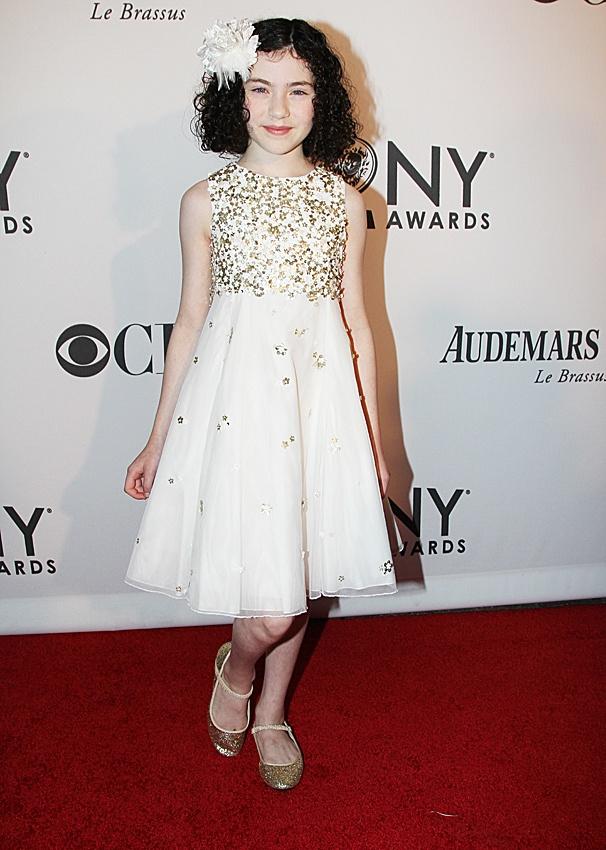 2012 Tony Awards – Extras – Lilla Crawford