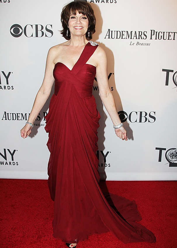 2012 Tony Awards  Extras  Beth Leavel