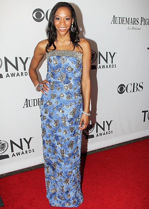 2012 Tony Awards – Extras – Nikki M. James