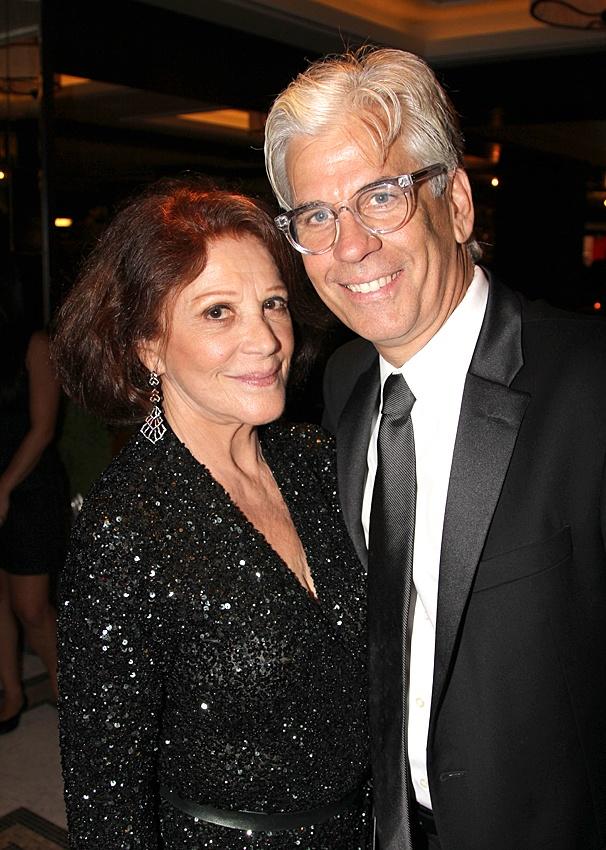 2012 Tony Ball – Linda Lavin –Steve Bakunas