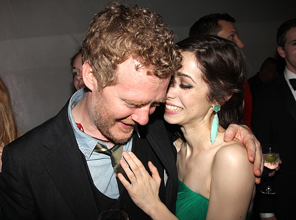 Once Tony party – Glen Hansard – Cristin Milioti