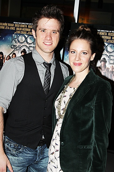 Rock of Ages  Movie Screening  Andy Truschinski - Jessie Mueller
