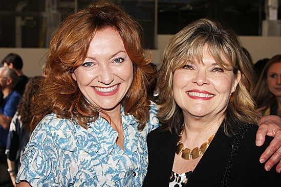 Harvey - Opening Night – Julie White – Debra Monk