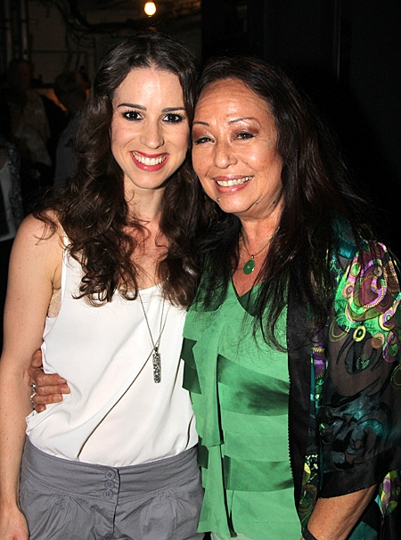Yvonne Elliman at Jesus Christ Superstar – Chilina Kennedy – Yvonne Elliman