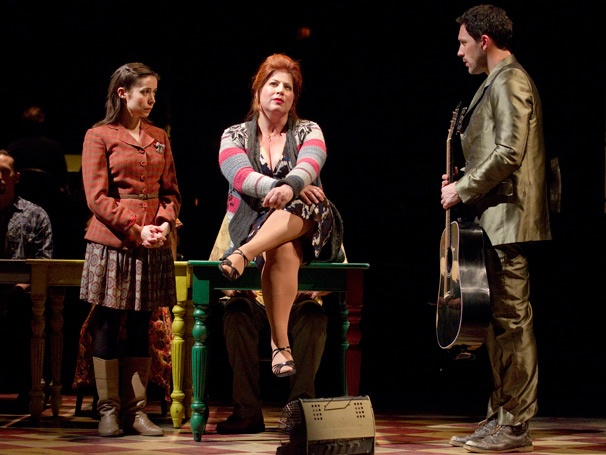 Show Photos - Once - Cristin Milioti - Anne L. Nathan - Steve Kazee